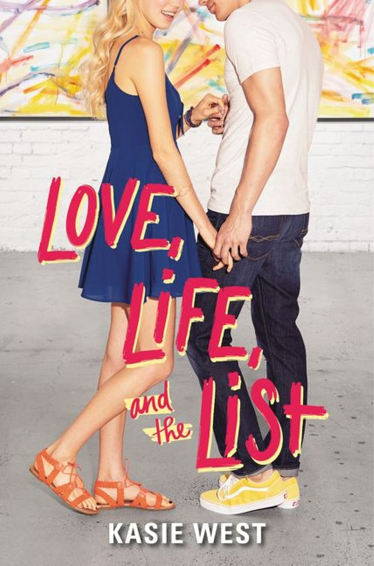Buy Love, Life, and the List at Amazon