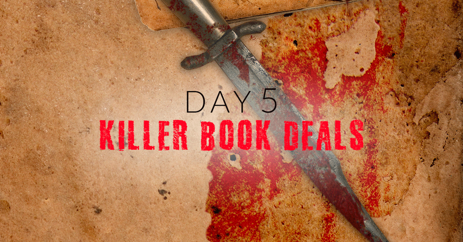 Day 5: Killer Book Deals to Die for