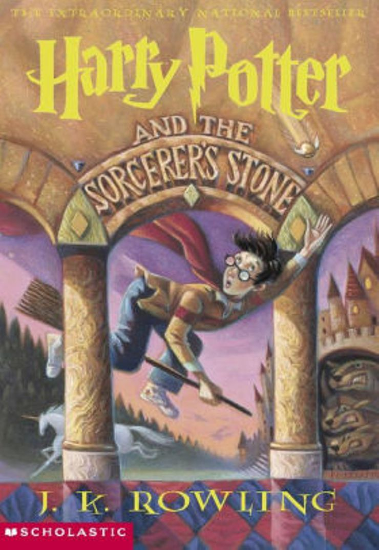Buy Harry Potter and the Sorcerer's Stone at Amazon