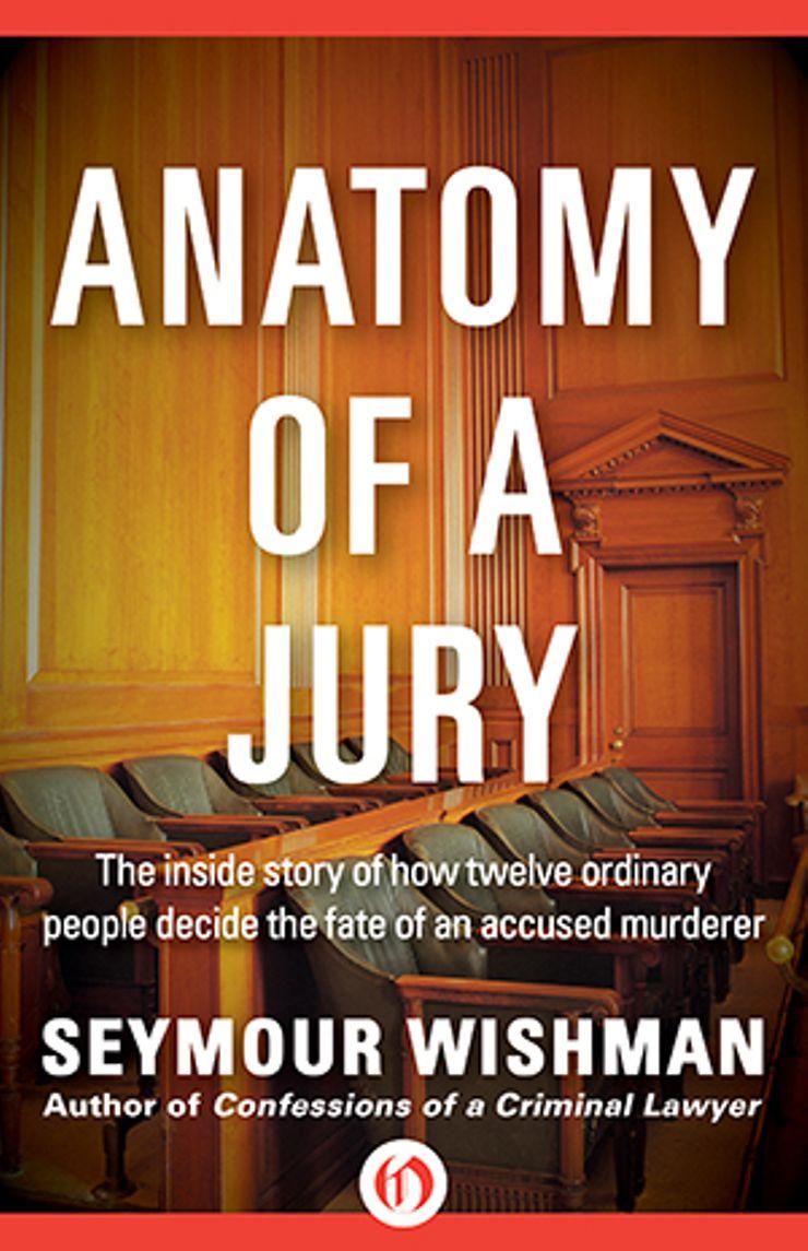 anatomy of jury