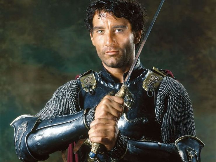 Arthurian legend movies King Arthur 2014 Clive Owen