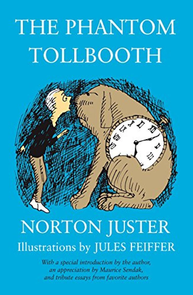 Buy The Phantom Tollbooth at Amazon