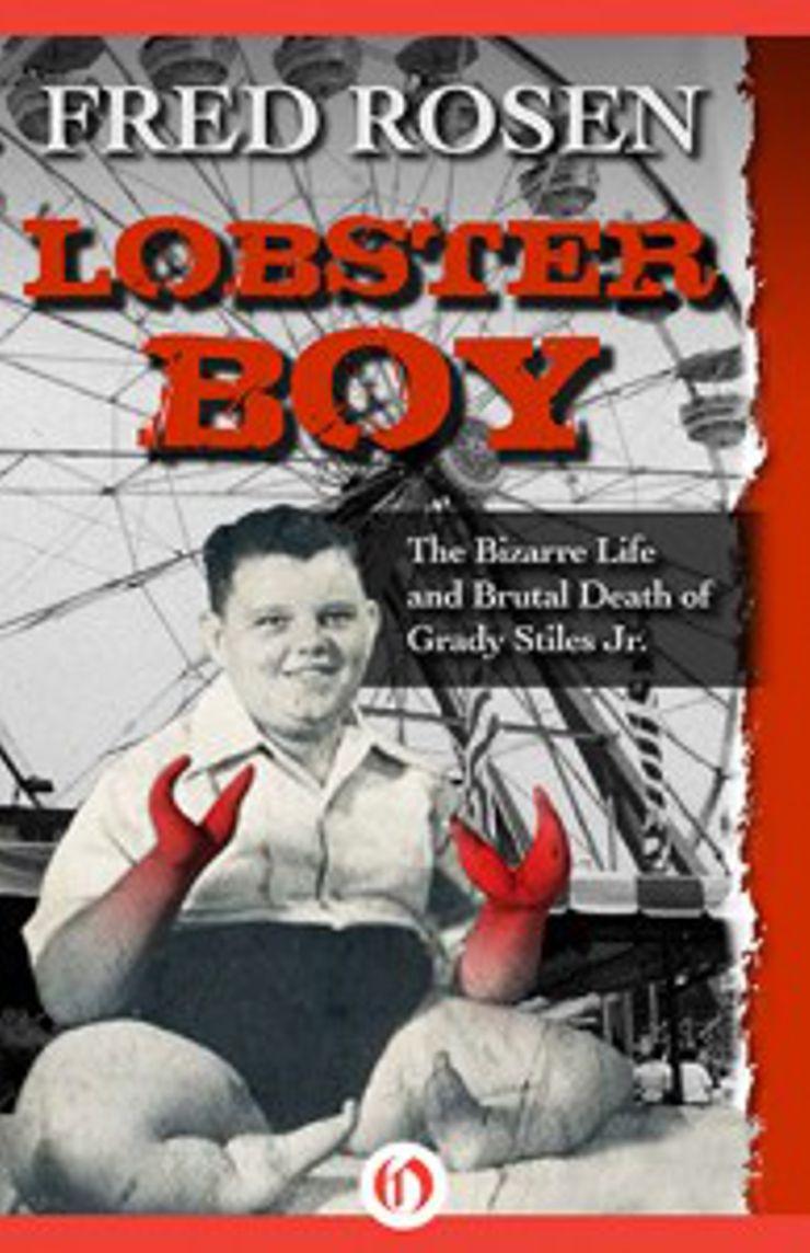 true crime book lobster boy