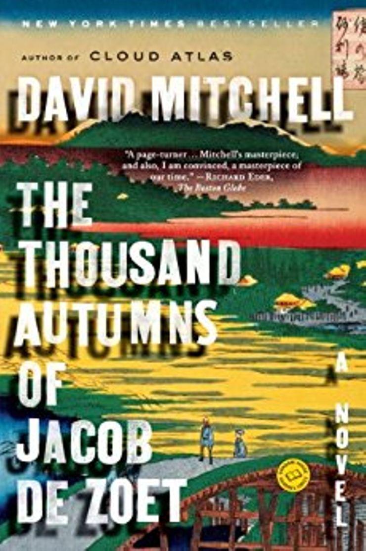 Buy The Thousand Autumns of Jacob de Zoet at Amazon