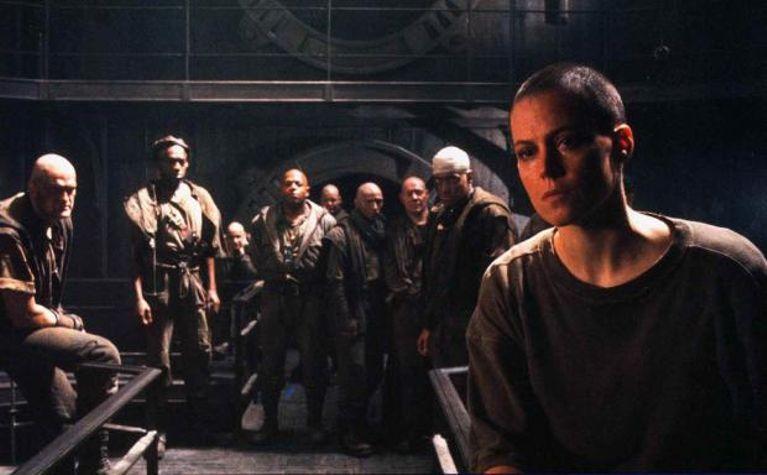 Alien franchise movies ranked Alien 3
