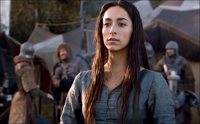 Game of Thrones deaths Talisa Stark