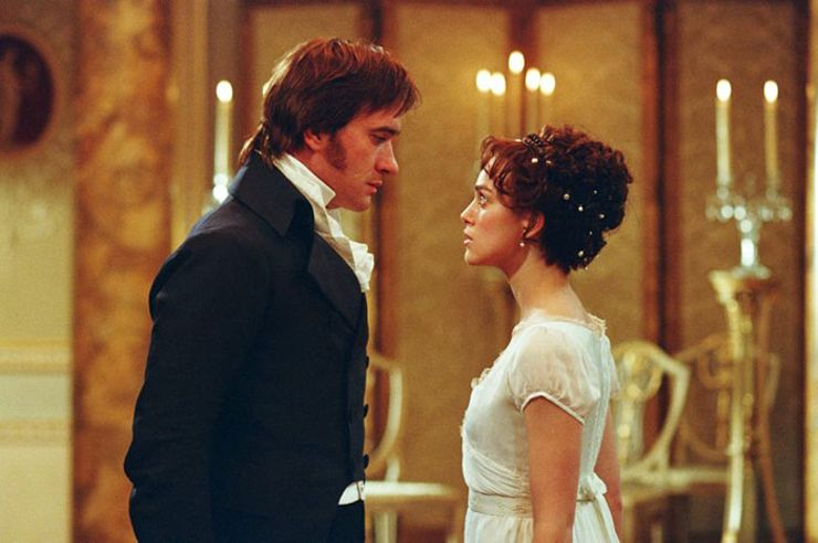 Pride & Prejudice Jane Austen Insults