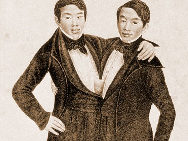 freak sideshow performers chang and eng