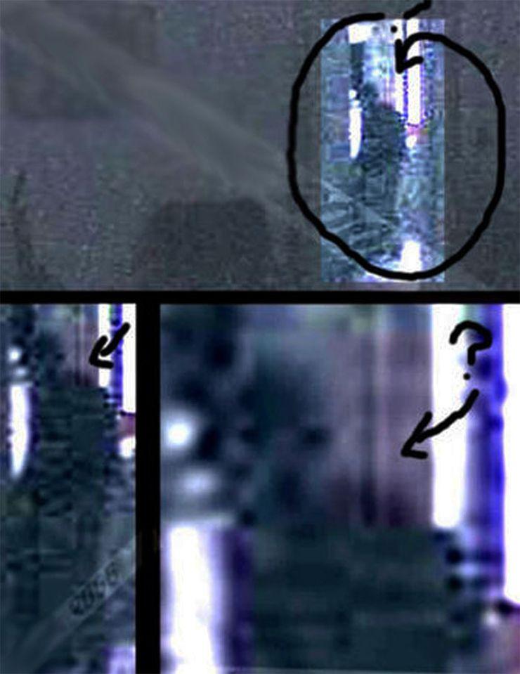 unexplained photos