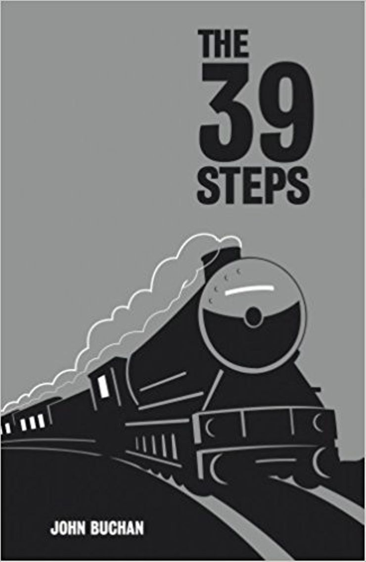 Buy The 39 Steps at Amazon
