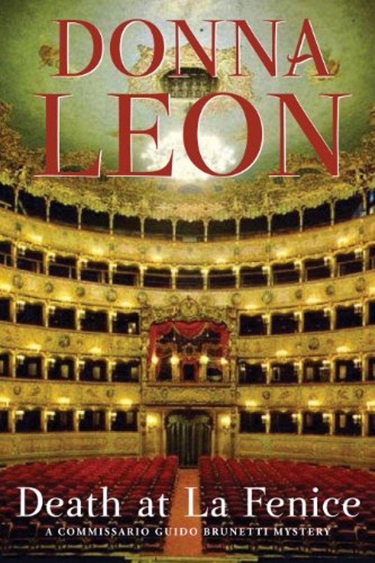 Buy Death at La Fenice at Amazon