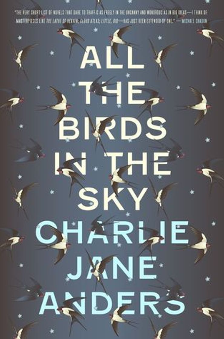 Buy All the Birds in the Sky at Amazon