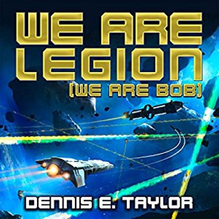 Buy We Are Legion (We Are Bob) at Amazon