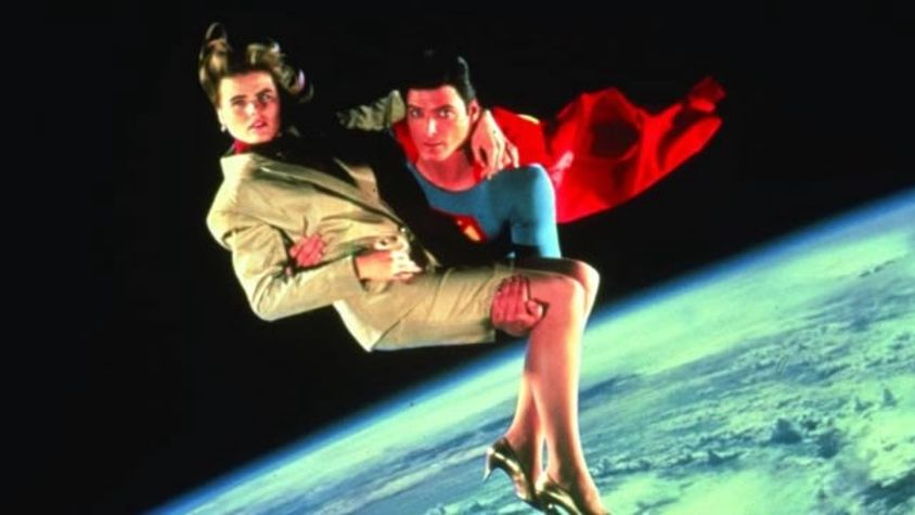 worst superhero movies Superman IV The Quest for Peace