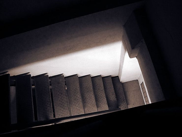 creepy secrets basement stairs