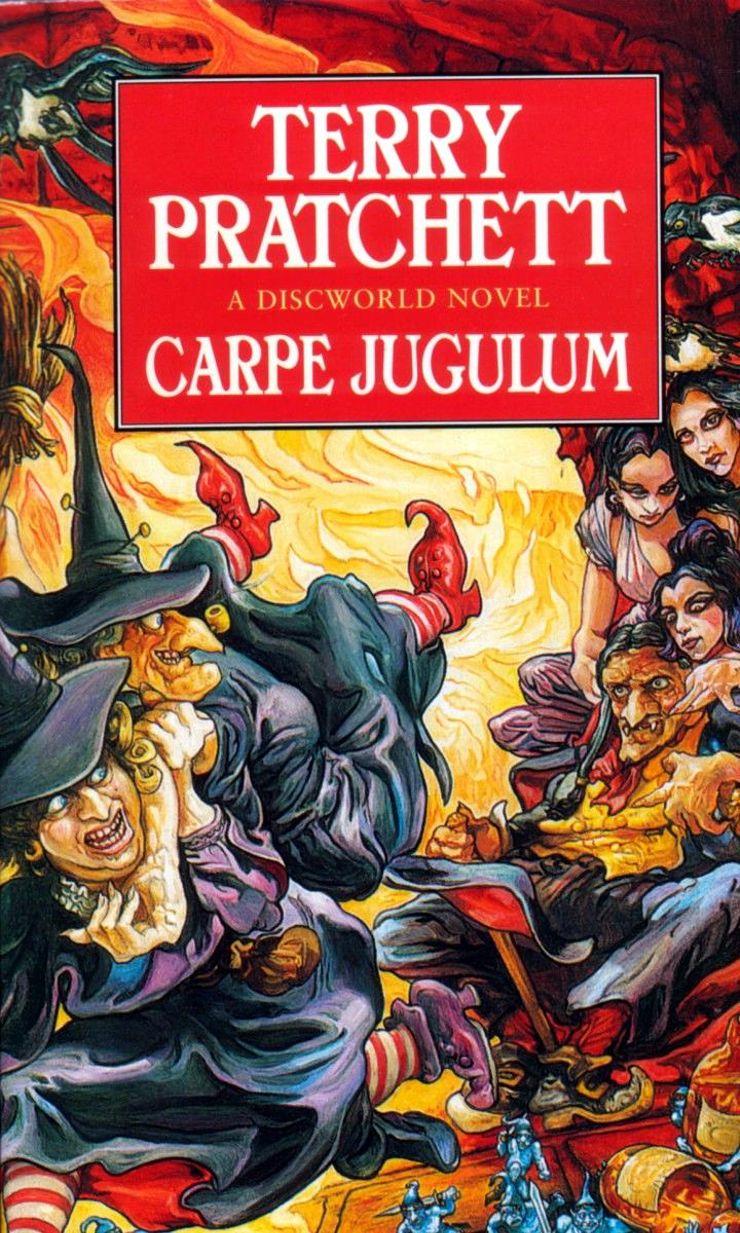 Buy Carpe Jugulum at Amazon