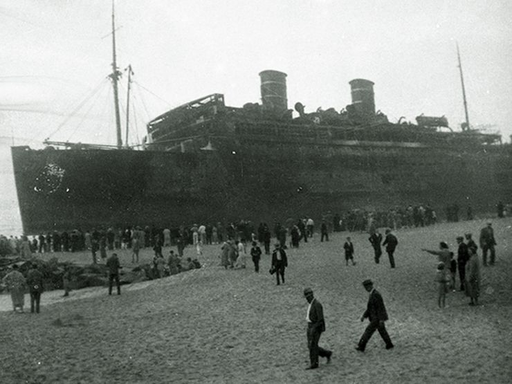 The Strange and Tragic Shipwreck of the Morro Castle