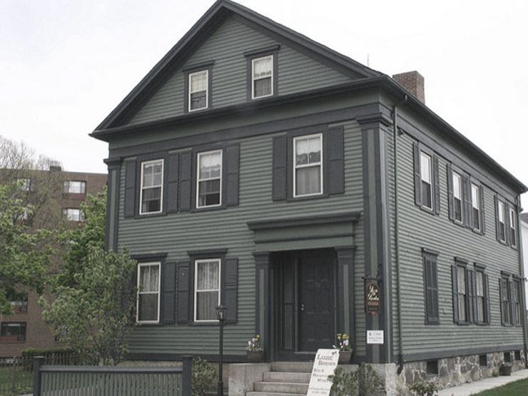 haunted horror house lizzie borden house