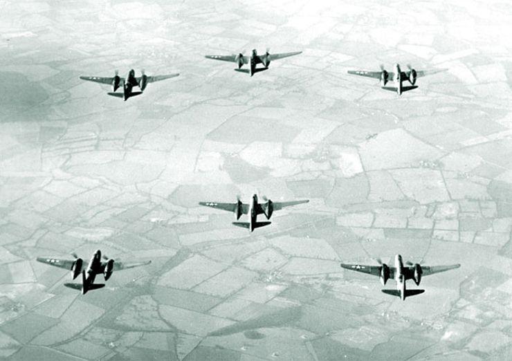 forgotten bomber nazi