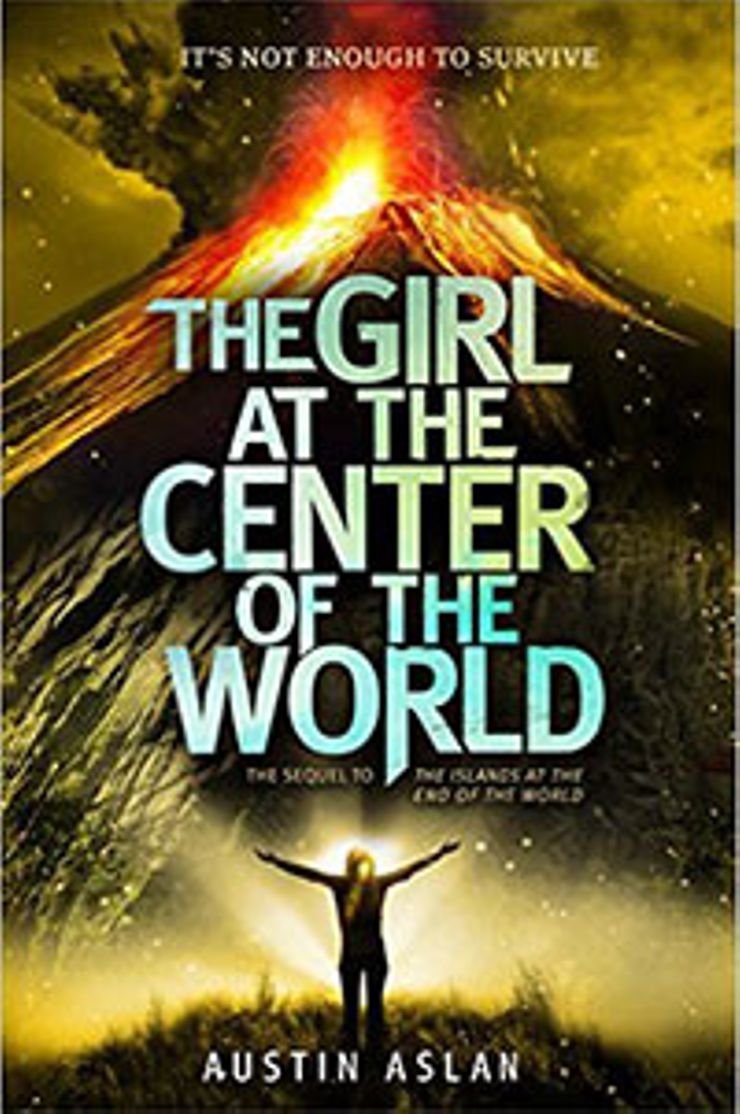 Girlatcenterofworld