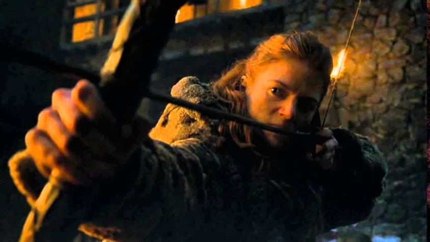 Game of Thrones deaths Ygritte