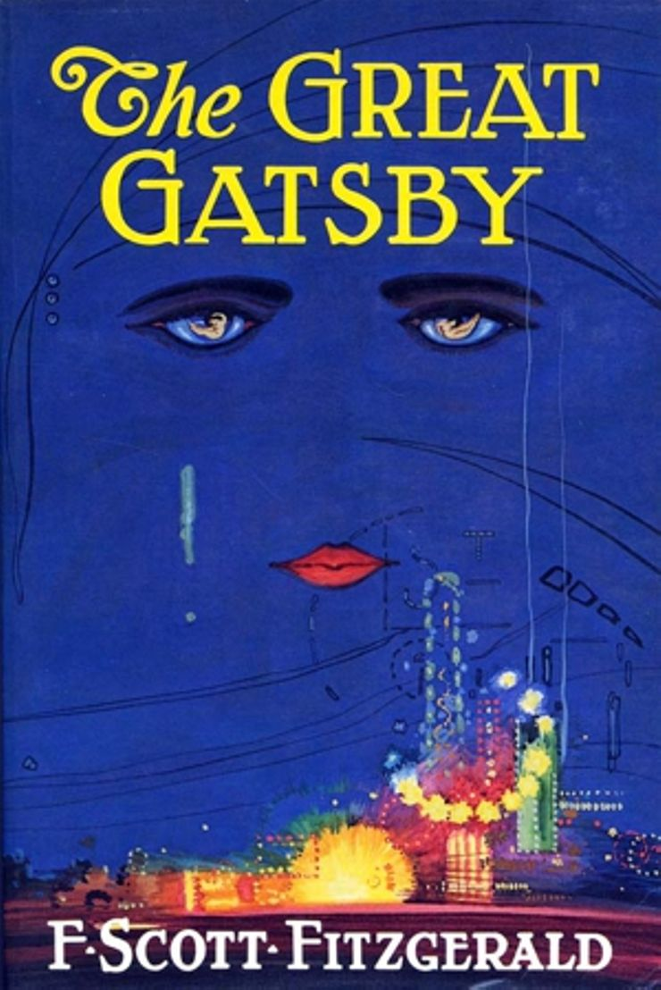 Buy The Great Gatsby at Amazon