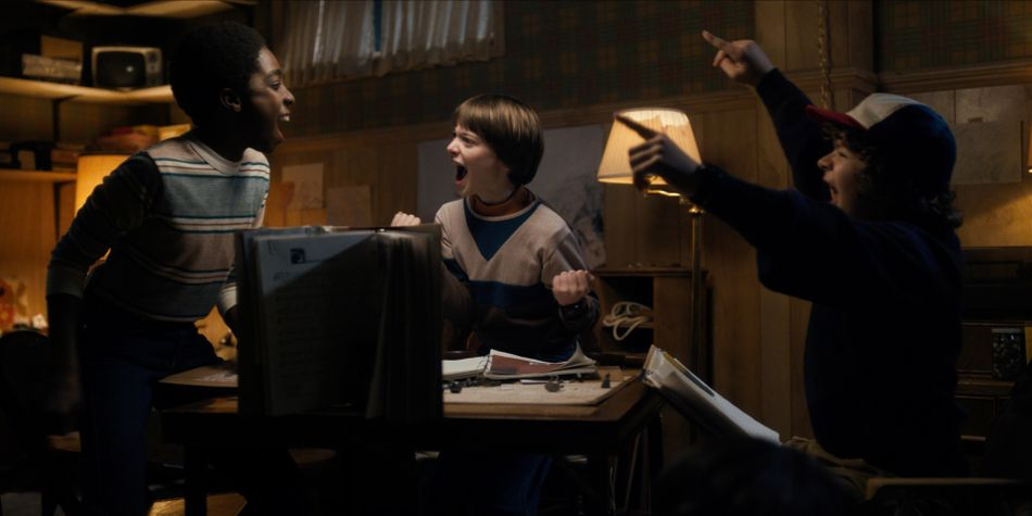 guide to dungeons and dragons stranger things