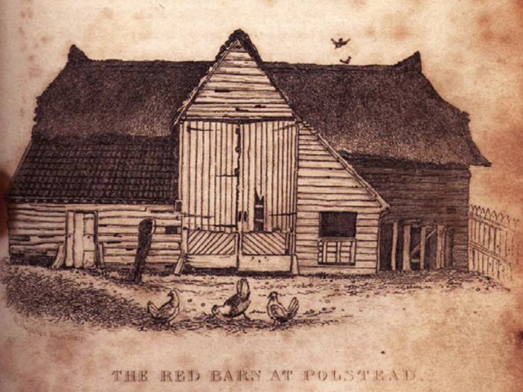 Murder in the Red Barn: The Killing of Maria Marten