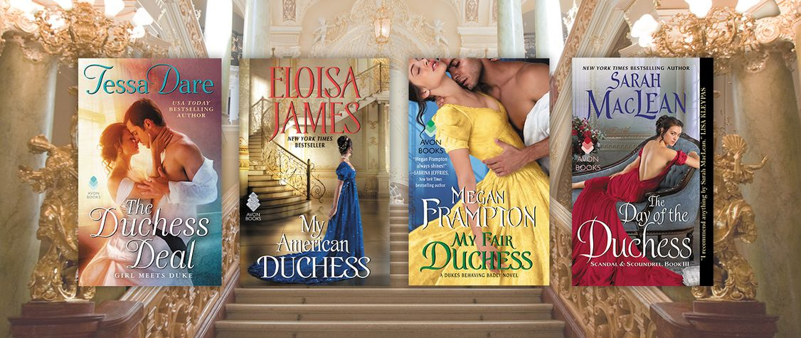 [CLOSED] Enter to Win a Romance Book Bundle Fit for a Duchess!