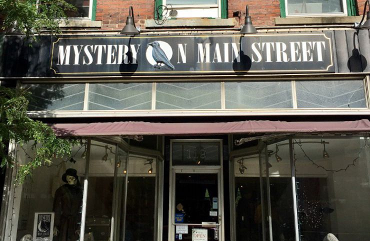 mystery bookstores