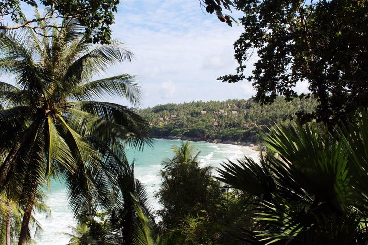 romantic beach getaways Surin Phuket Thailand