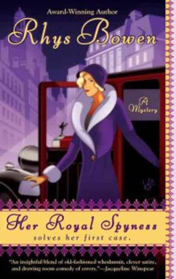 Buy Her Royal Spyness at Amazon
