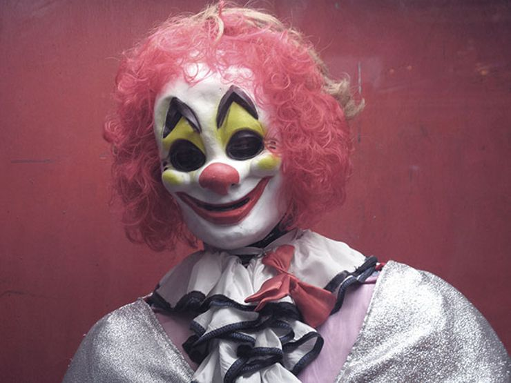 urban legends clown