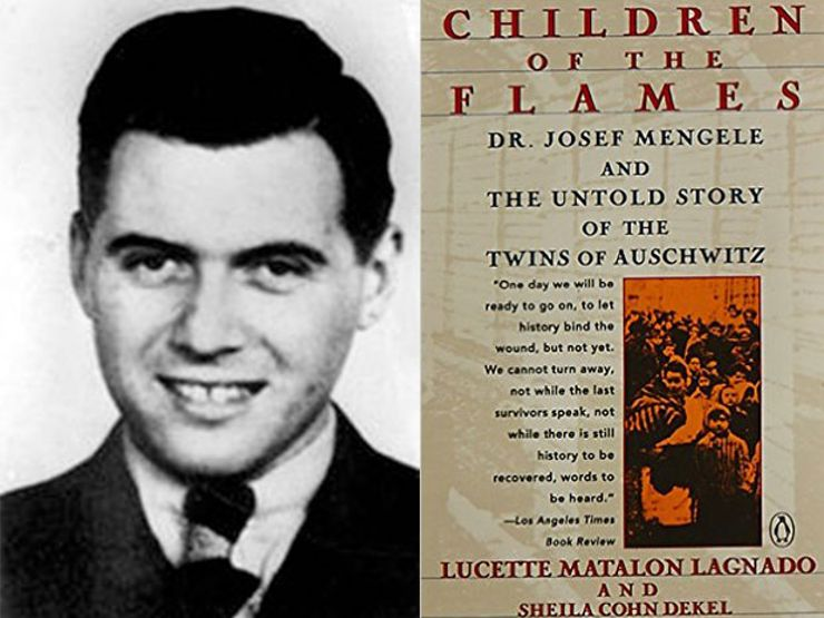 Josef Mengele and Children of the Flames