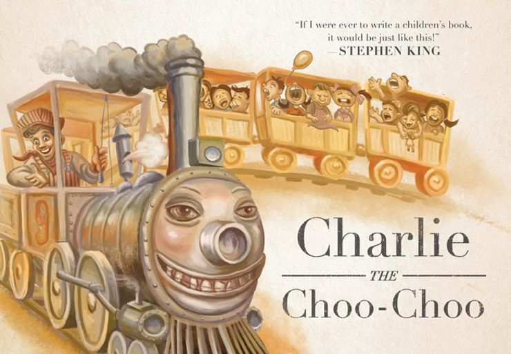 guide to the dark tower charlie the choo choo
