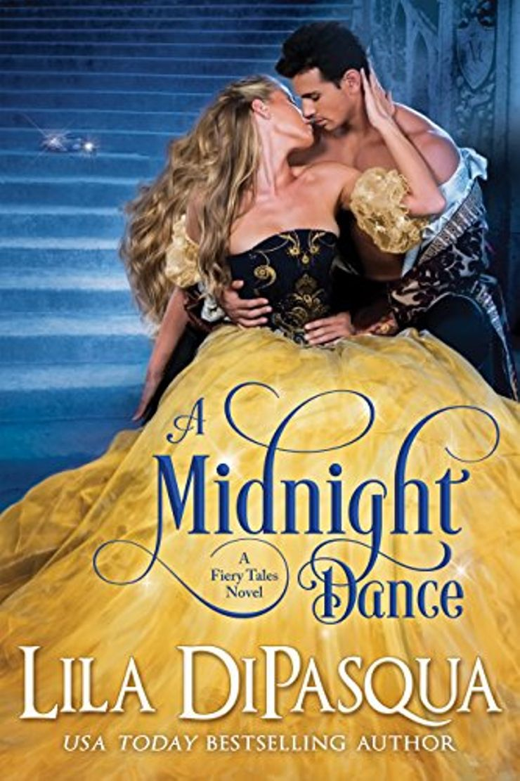 Buy A Midnight Dance at Amazon