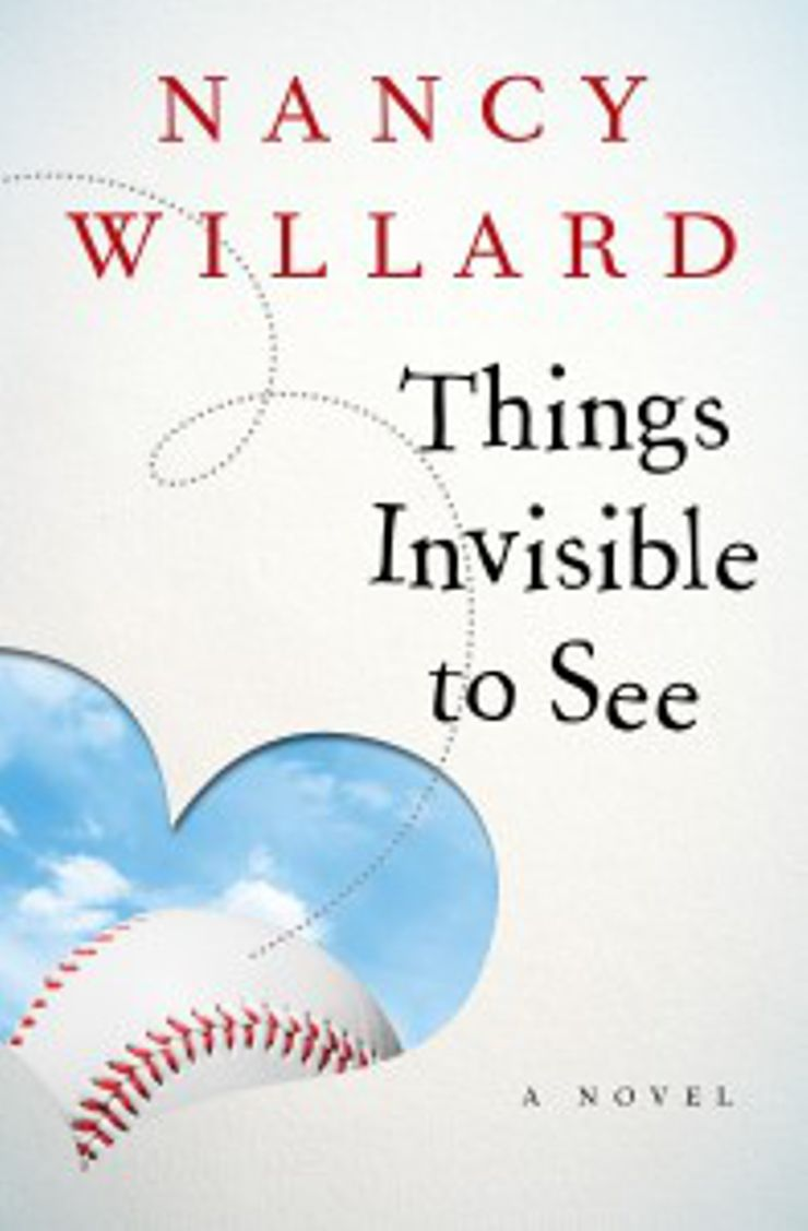 Magical Realism Books Things Invisible to See