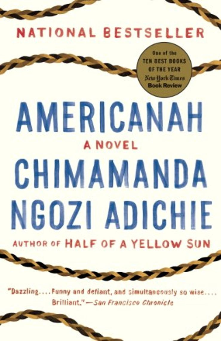 Buy Americanah at Amazon