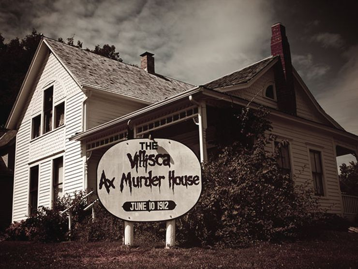 haunted horror house villisca house
