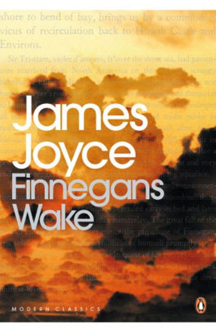Buy Finnegans Wake at Amazon
