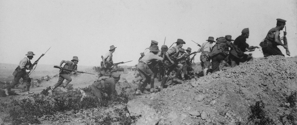 That Time Mannequins and Unmanned Rifles Duped the Enemy at Gallipoli and Helped Allied Forces Escape