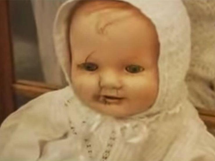 haunted dolls mandy the doll