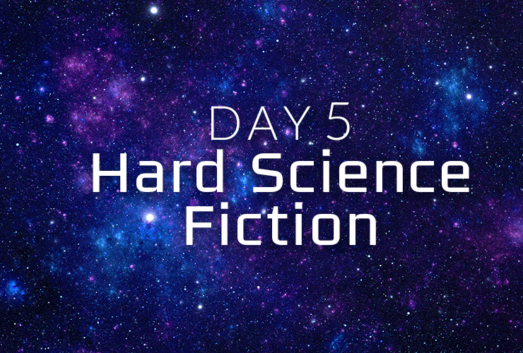 [EXPIRED] Day 5: Hard Sci-Fi Books