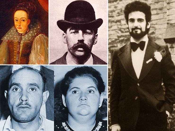 30 Disturbing Serial Killers That Will Terrify You