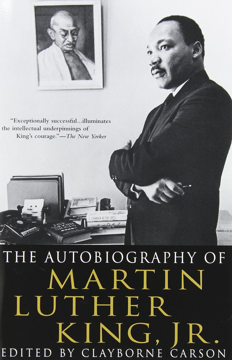 Buy The Autobiography of Martin Luther King, Jr. at Amazon