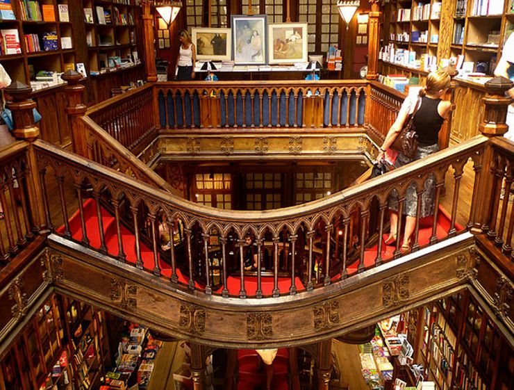 11 Beautiful Bookstores to Add to Your Bucket List
