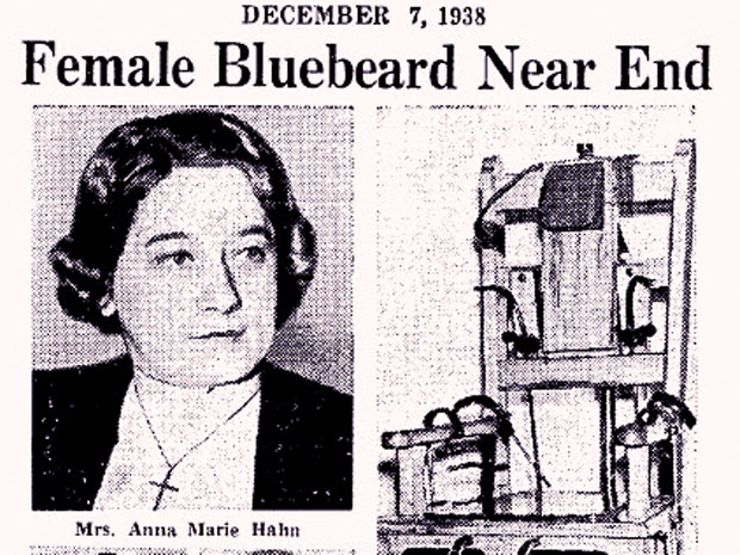 Anna Marie Hahn: The First Woman to Die in Ohio's Electric Chair