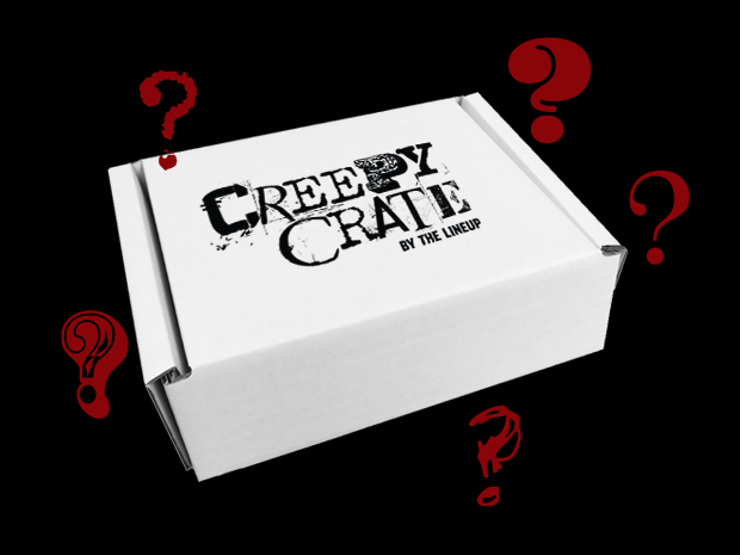 New Year, New Terror: Unboxing Our Most Recent Creepy Crate