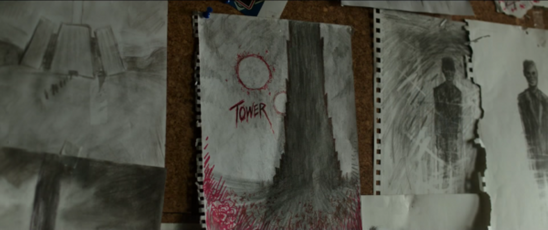 the dark tower trailer doors