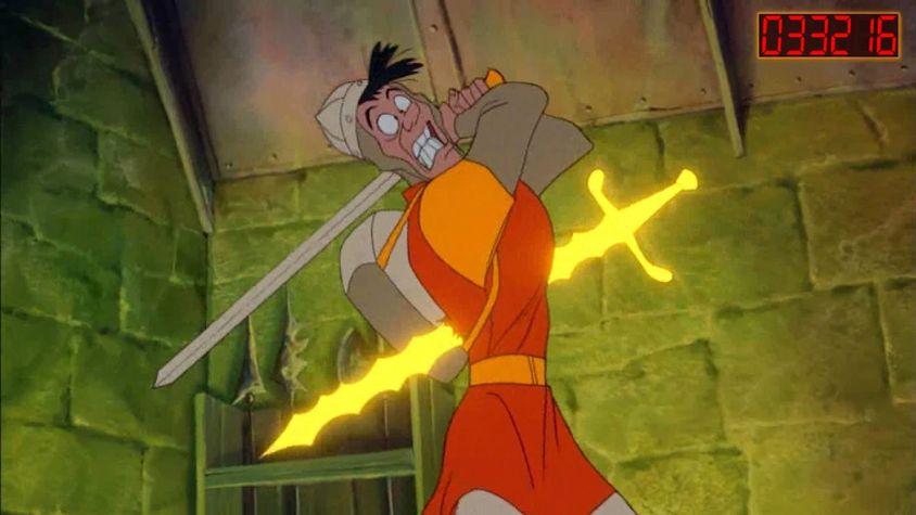 Don Bluth Dragon's Lair
